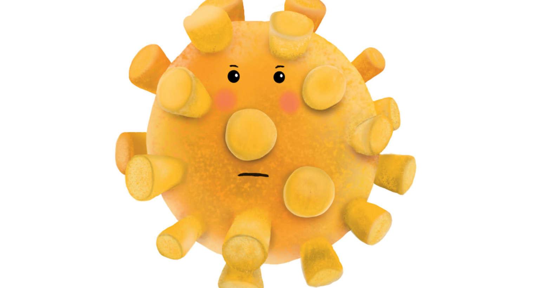 Darmowa książka elektroniczna o koronawirusie dla dzieci
