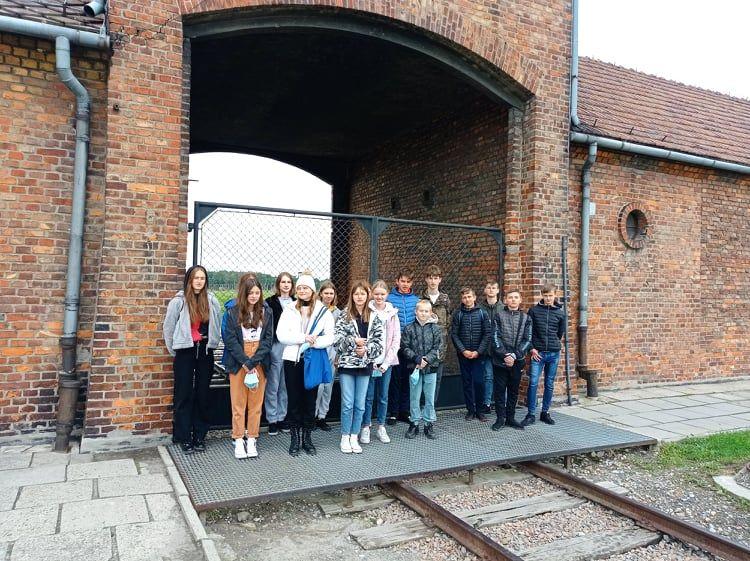 Wycieczka do Oświęcimia – Obozu KL Auschwitz – Birkenau